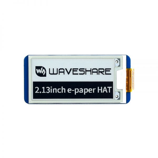 Wave share E-ink Display
